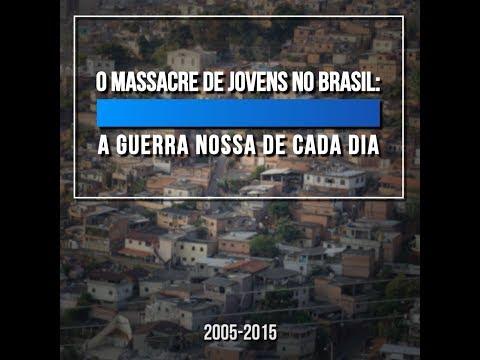 Assassinatos de jovens: massacre de uma geração