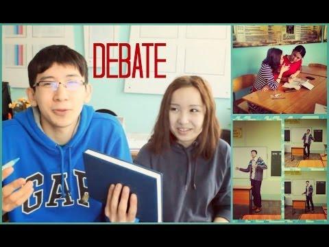 Как играть в дебаты (мои +1 советы♥)
