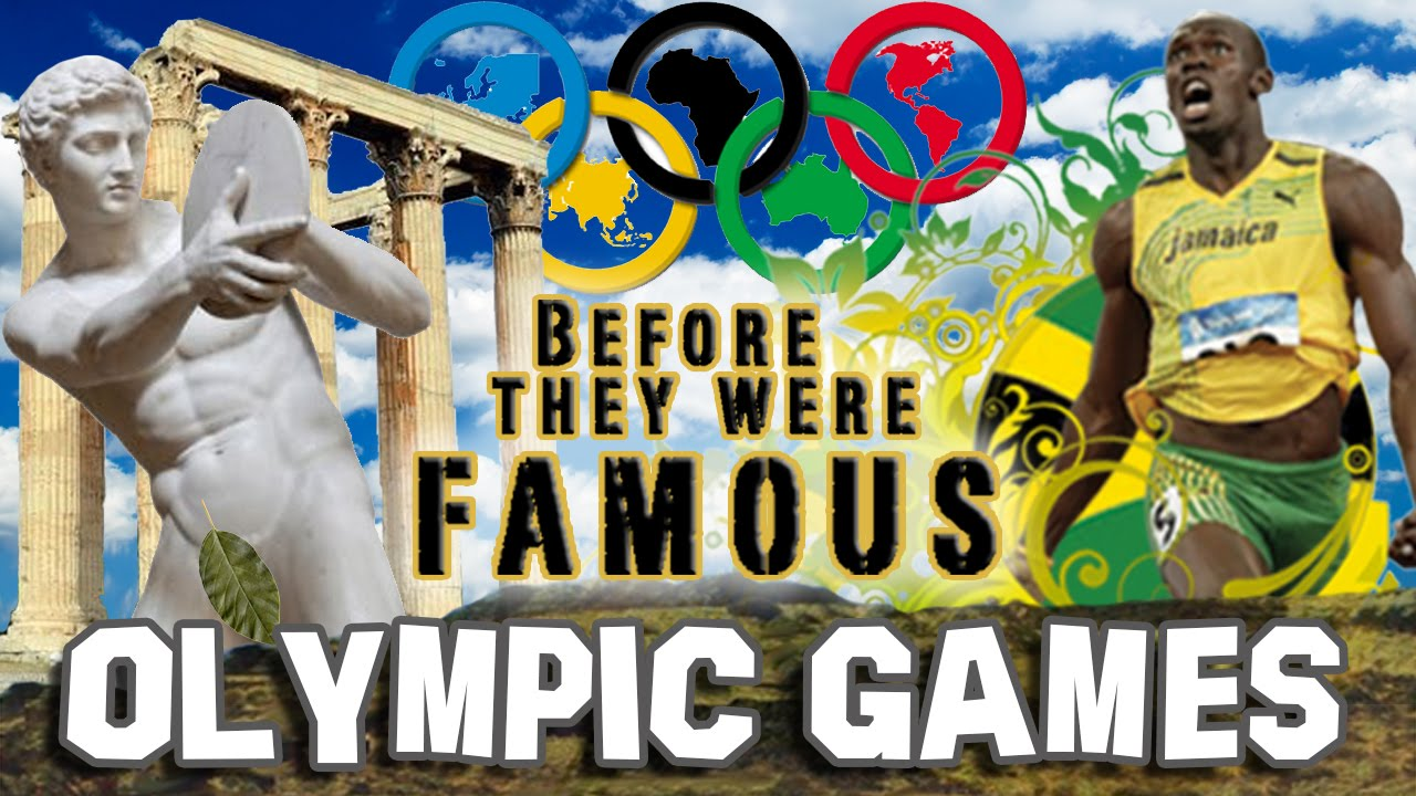 OLYMPIC GAMES – Before They Were Famous