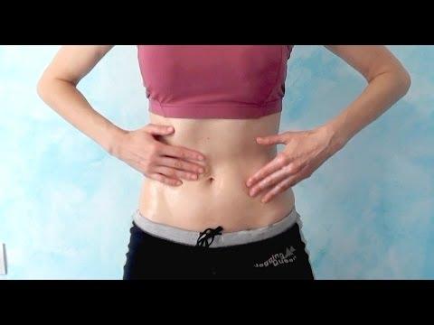 AUTOMASAJE REDUCTOR DE ABDOMEN - Masaje reductivo para eliminar grasa y agua retenida