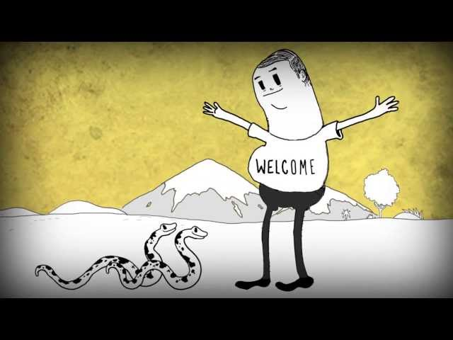 Everything Wrong With Humanity, In One Short Animation