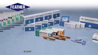 Feather SafeShield Sterile Disposable Scalpels
