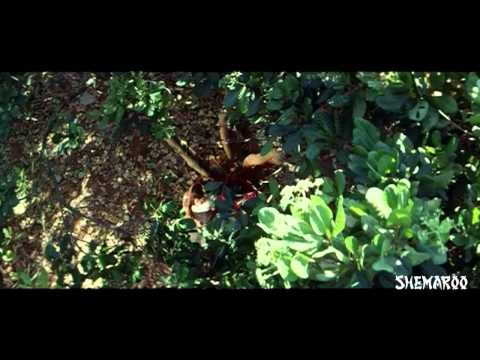 Deyyam Horror Movie Scenes - J D Chakravarthy & Maheswari having fun in the garden - Jayasudha 07 March 2014 05 PM