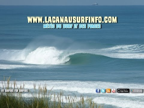 Video of Lacanau Surf Info