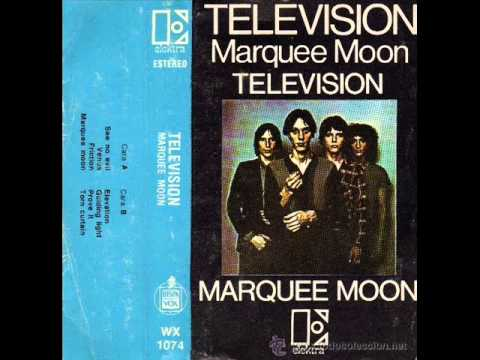 marquee - A1 See No Evil 00:00 A2 Venus 04:03 A3 Friction 08:02 A4 Marquee Moon 12:51 B1 Elevation 23:44 B2 Guiding Light 29:00 B3 Prove It 34:42 B4 Torn Curtain 39:5...