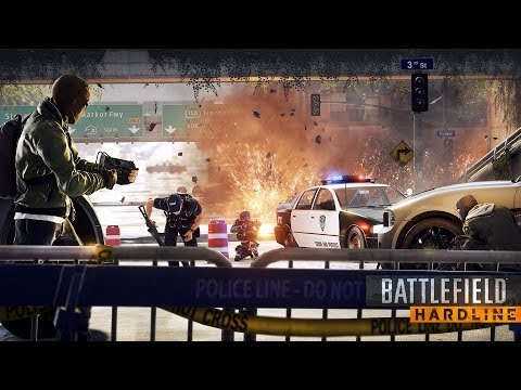 Battlefield Hardline: Multiplayer Trailer | Video