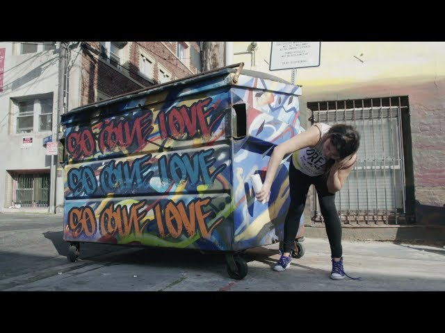 Andy Grammer - Give Love feat. LunchMoney Lewis (Official Lyric Video)