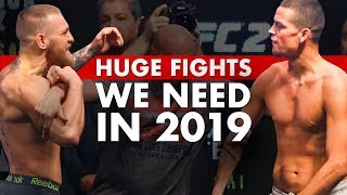 Video Top 10 Fights We Need To See In 2019 MP3, 3GP, MP4, WEBM, AVI, FLV Februari 2019