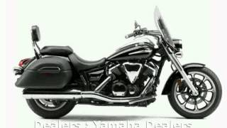 4. 2010 Yamaha V Star 950 Tourer - Info, Walkaround
