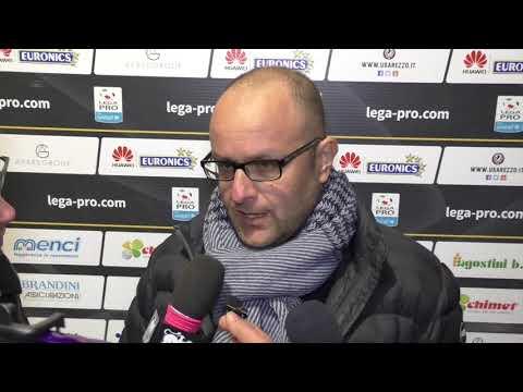 Arezzo-Gavorrano 0-0, intervista a Filippo Vetrini