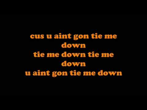 Tie Me Down lyrics - New Boyz Ft. Ray-J