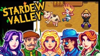 SURPRISE PHOTO SHOOT WITH HAYLEY!! | Stardew Valley Modded #59