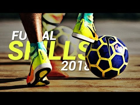 Most Humiliating Skills & Goals 2018 ● Futsal #7