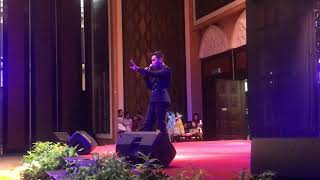 Terima Kasih Atas Segalanya - Bitobeyto   Perform at Masquerade Night Terengganu 2017