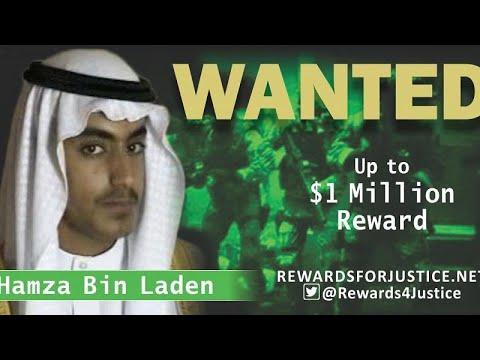 ΗΠΑ: Επικήρυξαν τον Χαμζά μπιν Λάντεν με 1 εκατομμύριο δολάρια…