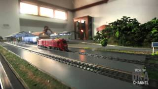 Kereta Api Miniatur, Seri CC300 INKA, Skala HO 1:87