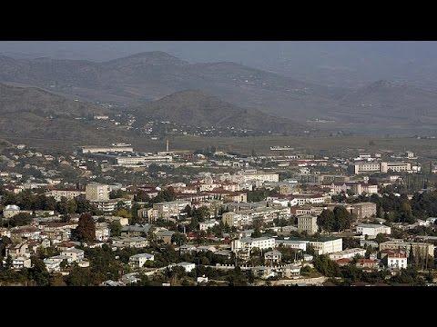 Ανάφλεξη στον Καύκασο-Εχθροπραξίες στο Ναγκόρνο-Καραμπάχ