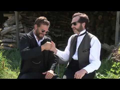 Jamie Dornan V Matthew Rhys Celtic Challenge