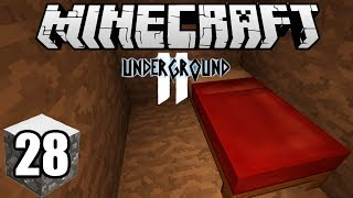 Video Minecraft Indonesia - Underground 2 : Kasur Misterius! (28) MP3, 3GP, MP4, WEBM, AVI, FLV Maret 2018