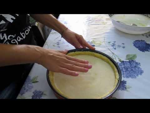 torta di zucca - ricetta