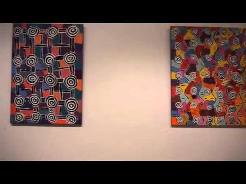 Warlukurlangu Artists at Aranda Art