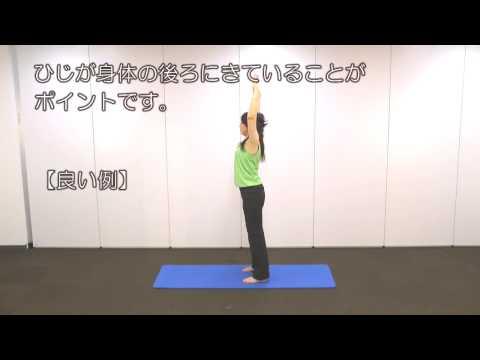 【ダイエット】肩甲骨トレ