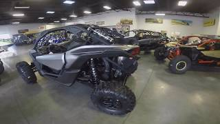 3. 2018 Maverick X3 XRS overview