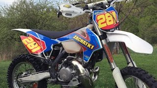 8. ZachAtk1's 2015 Race Dirt Bike