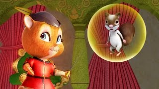 A Humorous Telugu Rhymes for Children video, where a cat boosts itself as a supreme warrior. Hope your little one enjoys this Telugu Kids rhymes Video.for more information : www.infobells.com