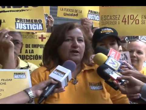 Primero Justicia: Más de 15 rubros de la Canasta Alimentaria están  desparecidos de los anaqueles