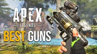 Apex Legends Best Guns Guide