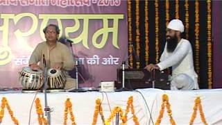 Shamshi India  city pictures gallery : Pandit Yogesh Shamshi Ji Playing Kaida Tin Taal