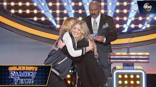 Amy Schumer versus Kelly Clarkson - Celebrity Family Feud 3x1