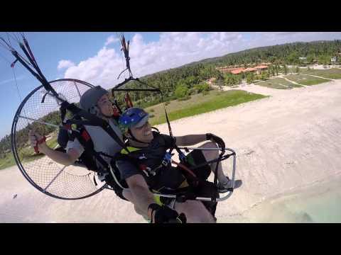 Experiência Aérea em Maragogi com Cores e Corais