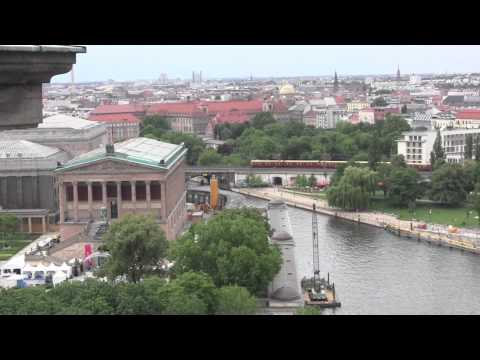 berlin - Montage of video footage taken from around Berlin, Germany's capital city on warm Summer days in July 2012. Berlin is a world city of culture, politics, medi...