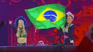 NERVO - Live @ Tomorrowland Brasil 2015