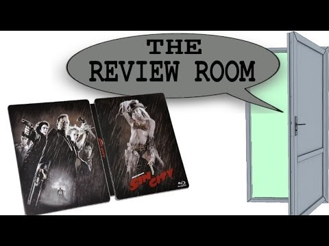 """Sin City""  *Steelbook* -  [Review Room]"