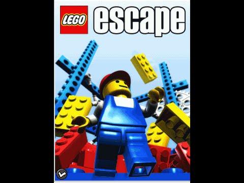 LEGO Escape GSM Java Mobile Phone Game