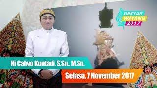 Video Gebyar Wayang 2017 | Dalang Ki Cahyo Kuntadi S.Sn., M.Sn. | Lakon Sang Rahwana MP3, 3GP, MP4, WEBM, AVI, FLV November 2018