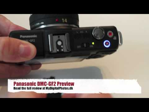 Panasonic Lumix DMC-GF2 Preview