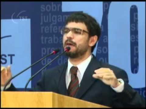 Audiência pública Terceirização: TV TST - 11.10.2011