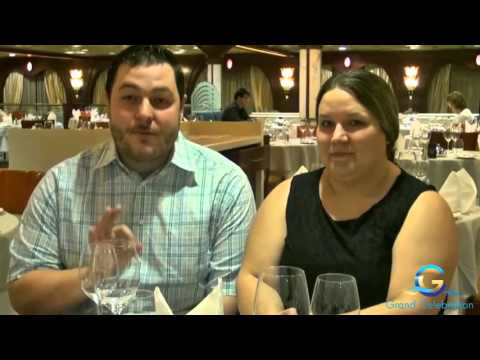 Sarah and Nick Grand Celebration Cruise Testimonial