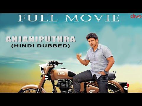 Anjani Puthra (Hindi Dubbed) - Full Movie | Puneeth Rajkumar | Rashmika Mandanna | Ravi Basrur