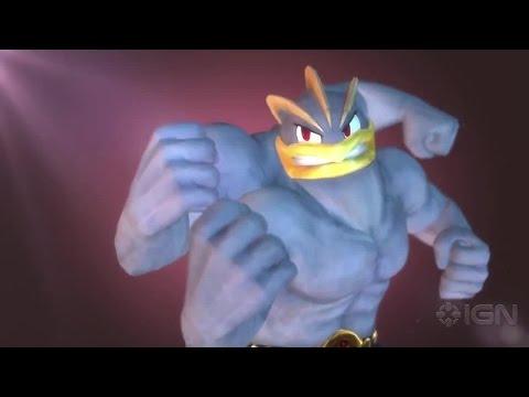 Pokken Tournament - Reveal Gameplay Trailer