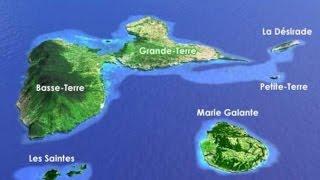 GUADELOUPE La Guadeloupe (Gwadloup en créole et, par abus de langage confondant les deux parties de l'île, Karukera en...