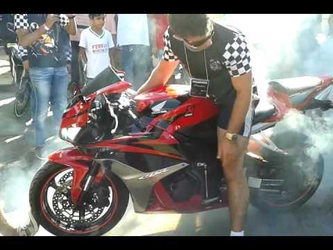 Encontro de moto em niquelandia-Go 2012