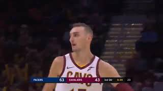 Cleveland Cavaliers vs Indiana Pacers Full Game Highlights  October 8  2018 NBA Preseason