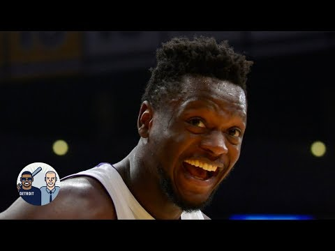 Video: Stop ignoring Julius Randle, because he could be an All-Star - Jalen Rose | Jalen & Jacoby