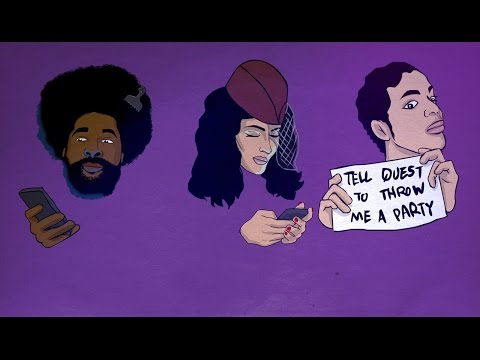 Questlove's Hilarious Story About Prince