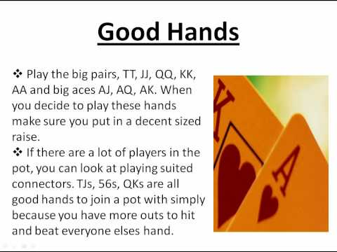Poker Cash Game Strategy – Win Playing Texas Hold'em